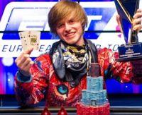 Charlie Carrel, nouvelle star du poker