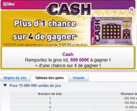 Un Nantais empoche 500.000 euros grâce à Cash