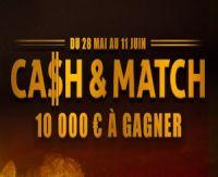 Winamax : connaissez-vous Cash and Match ?