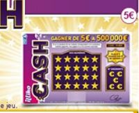 Maubeuge : 200 000 € gagnés à un jeu de grattage