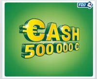 « CASH 500 000 euros » : comment gagner en ligne ?