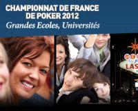 PMU partenaire du championnat de France de poker des Grandes Écoles