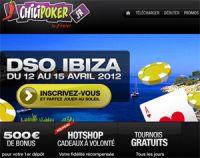 Chilipoker : le DSO Ibiza