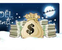 Chilipoker : tournoi de Noël, qualifications du 8 au 29 décembre