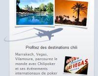 Pour 1€, Chilipoker vous envoie aux WSOP 2011 à Las Vegas