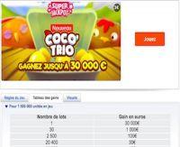 Coco Trio : le nouveau jeu déjanté de la FDJ