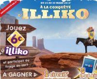 A la conquête de l'Ouest avec Illiko