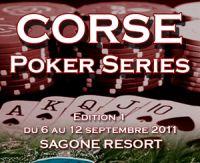 Les satellites pour les « Corse Poker Series » sont sur ACFPoker.fr