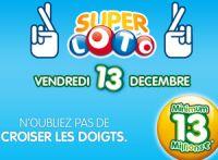 """Opération """"Croisez les doigts"""" pour le LOTO du vendredi 13 décembre"""
