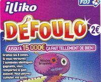 """Les règles du nouveau jeu """"Défoulo"""" de la FDJ"""