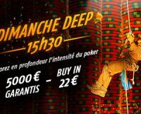 Le Dimanche Deep sur PMU Poker va concurrencer Bwin et Winamax
