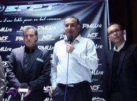 EFPT : Bruno Solo, Pierre Ménès, Raymond Domenech pour la bonne cause