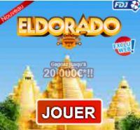 Eldorado, un jeu de la FDJ® en exclusivité sur internet
