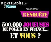Vous êtes une femme joueuse de poker ? Répondez à notre enquête !