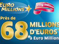 Euro Millions de ce 25 avril 2014 : à vous de jouer !