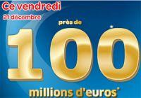 Euro Millions de la fin du monde ce vendredi 21 décembre