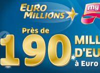 Euro Millions : un record à battre !