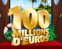 Euro Millions : 5 grilles offertes, 100 millions d'euros le 4 octobre