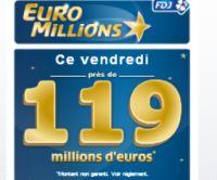 Euro Millions du jour (24 juin, 119 millions) : une grille offerte ici