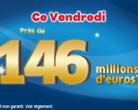 Euro Millions du vendredi 9 septembre : près de 146 millions à gagner