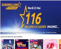 Euro Millions : 116 millions à remporter ce soir !