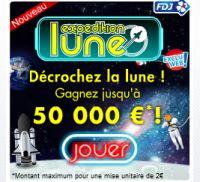 FDJ.fr lance « Expédition Lune », une exclu web à 50.000 €