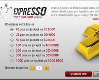 Winamax : les gains et leurs répartitions pour les Expresso