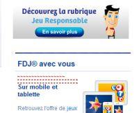 La Française des Jeux avec le CIO