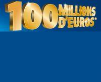 Vendredi 5 juin : 100 millions à gagner à l'Euro Millions