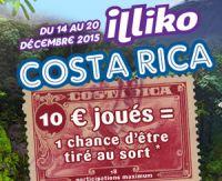 FDJ : gagnez 1 séjour de rêve au Costa Rica