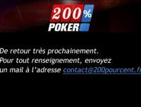 200%poker : cette fois, c'est fini