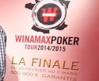 Winamax Poker Tour : 9 finalistes et une victoire française