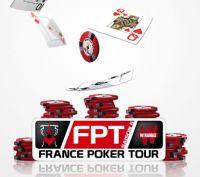 France Poker Tour 2011 (saison 6) : calendrier et programme