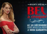 Frédérique « Bel à croquer » sur PMU Poker : une exclusivité KUZEO !
