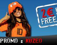 """Le code promo """"KUZEO"""" vous donne un pari gratuit de 2€ sur France Pari"""