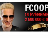 Le Freeroll du Million sur PokerStars.fr : participez aux FCOOP
