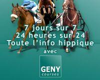 GENY Courses : le nouveau quotidien en kiosque dès samedi 24 septembre