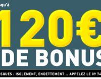 GenyBet : 120 euros de bonus du 23 au 30 septembre