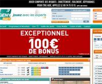 Genybet : 34,3 millions d'euros d'enjeux en 2011