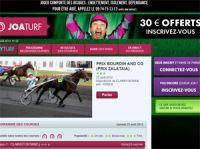 Grand Prix de Deauville 2012 : 30 euros offerts sur JOA Turf