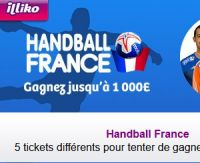 Handball France sur FDJ.fr