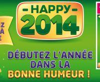 """""""Happy 2014"""" : un nouveau jeu de grattage"""