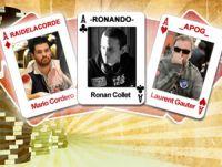 L'hécatombe des sites de poker en ligne français depuis un mois