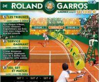 FDJ : un Roland Garros à gratter pour 30.000 €