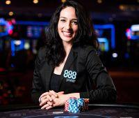 """""""Des moments incroyables en tant qu'ambassadrice de 888poker"""""""