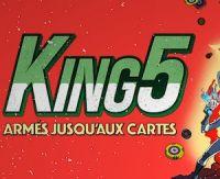 Tout sur le King 5 de Winamax