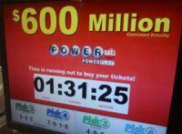 Loterie américaine : un américain empoche 459 millions d'euros