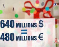 640 millions de dollars du loto américain : 3 gagnants