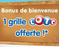 LOTO® en ligne : 3 grilles offertes en bonus sur FDJ.fr