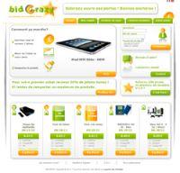 «Bidcrazy permet de remporter des produits High-Tech de façon ludique»